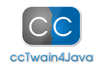 ccTwain4Java - interface