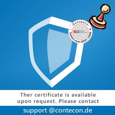 Software for administrating safe deposit boxes - SafeNet 10